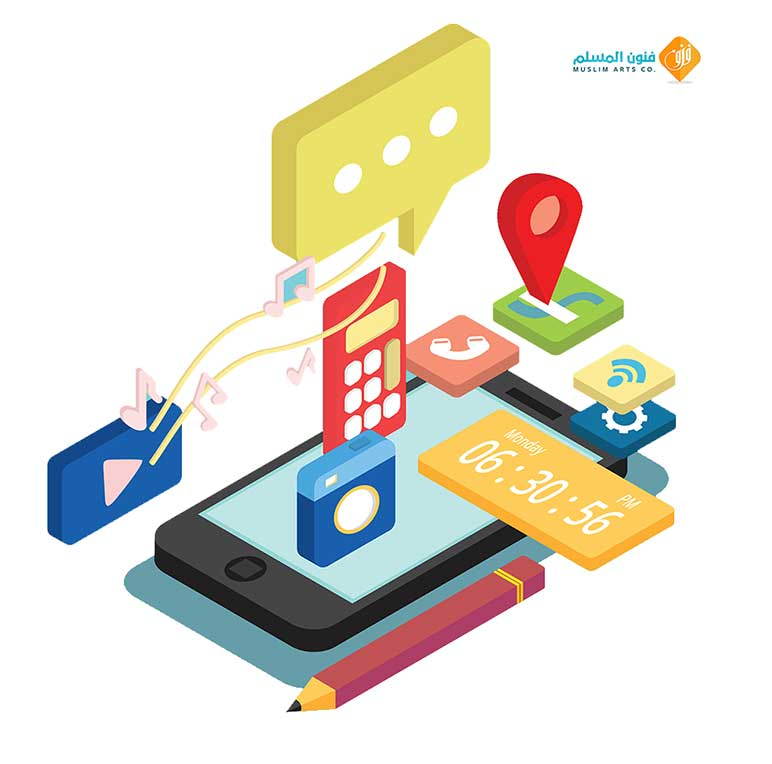 تصميم تطبيقات الايفون|تصميم تطبيق للايفون